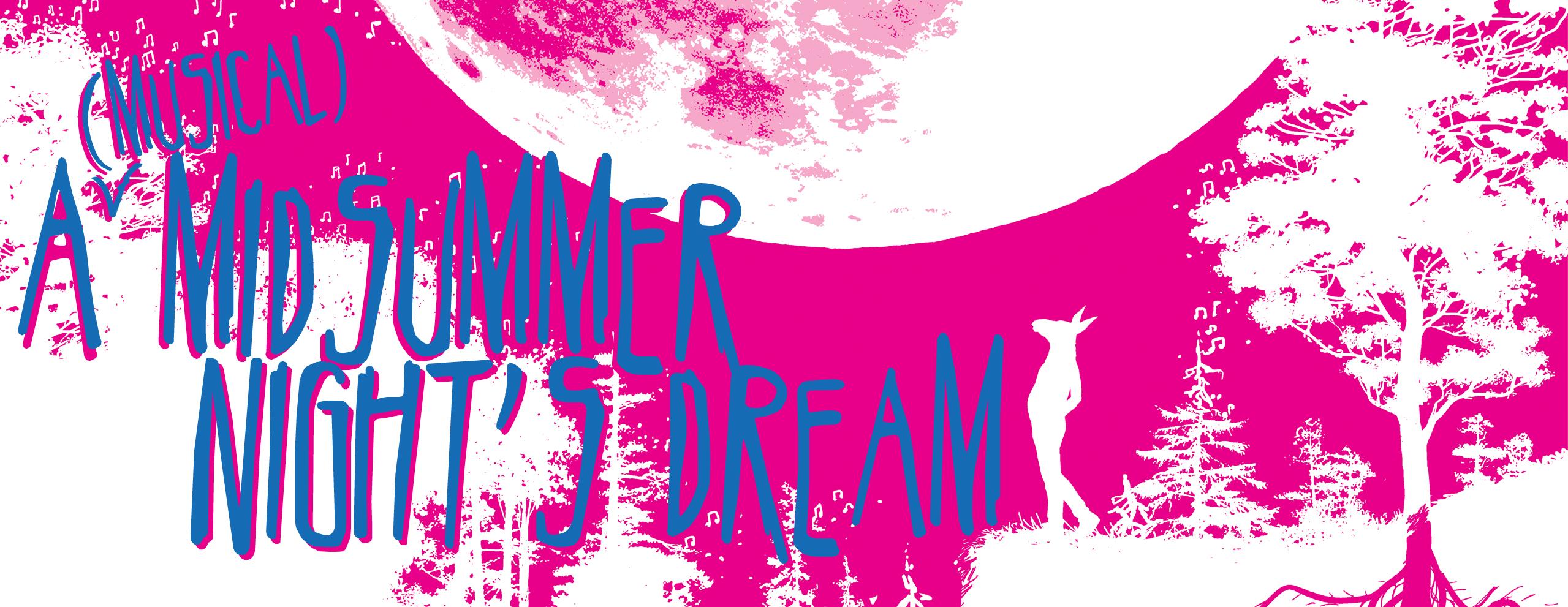 Driftwood Theatre Presents A (Musical) Midsummer Night's Dream Logo