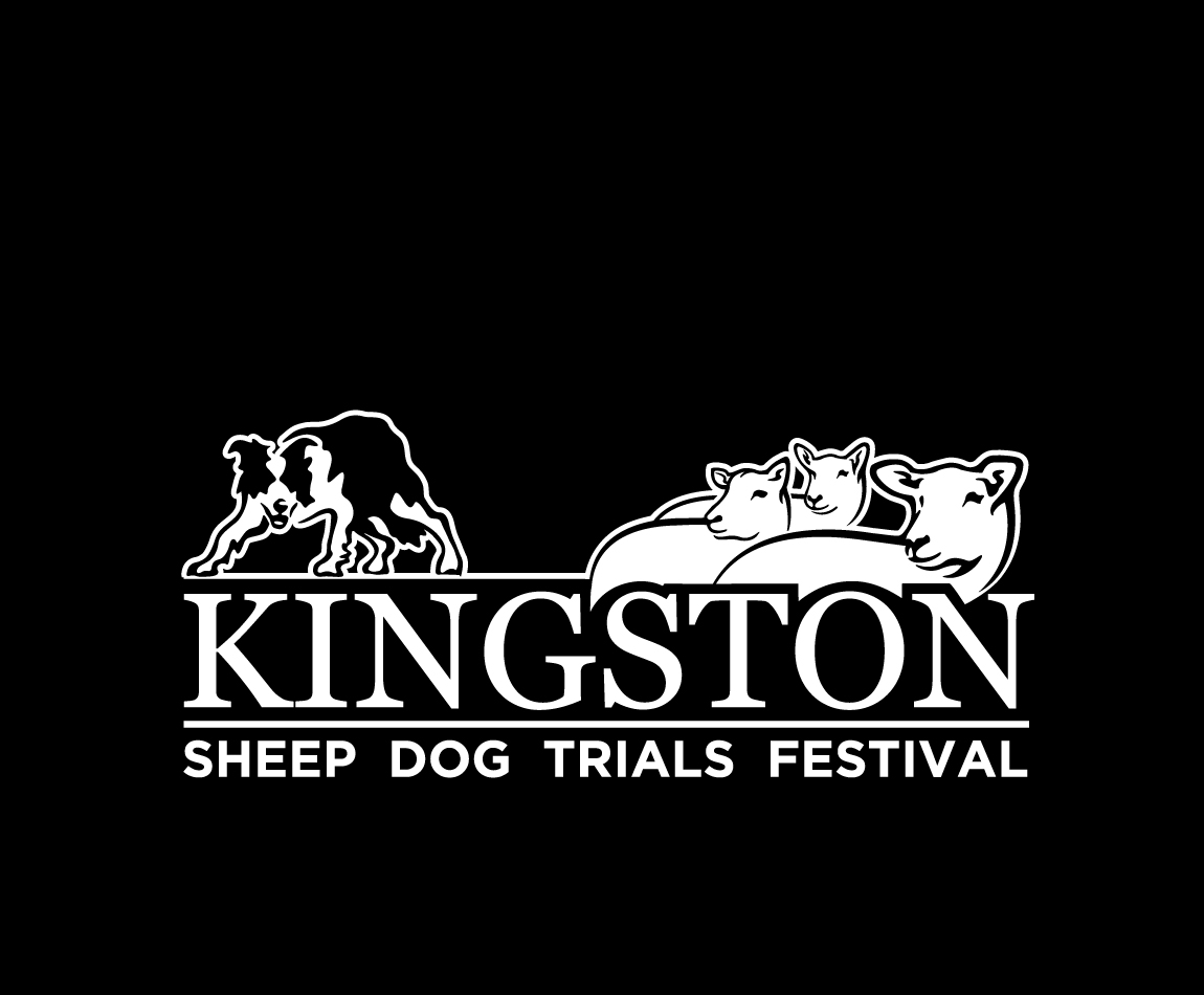 Kingston Sheep Dog Trials Festival Logo