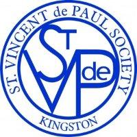 The St. Vincent de Paul Society of Kingston Logo