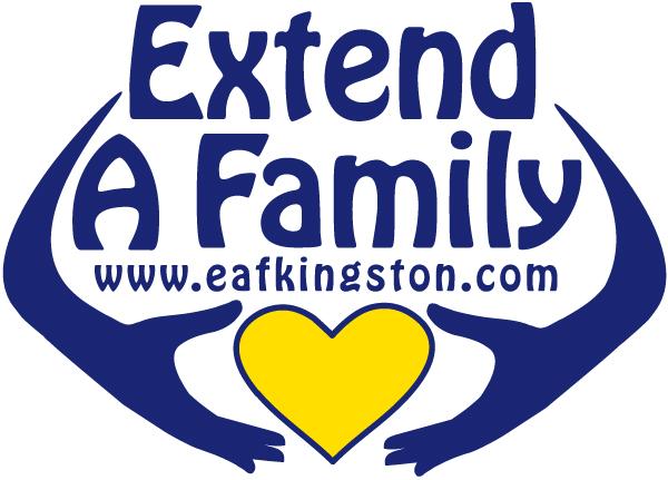 Extend-A-Family Kingston Logo