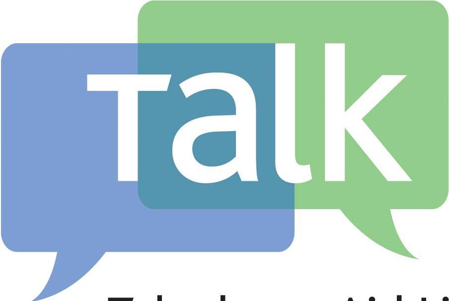 Telephone Aid Line Kingston (TALK) Logo