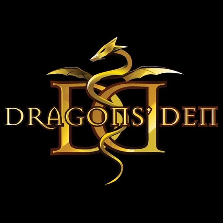 Dragons' Den Logo